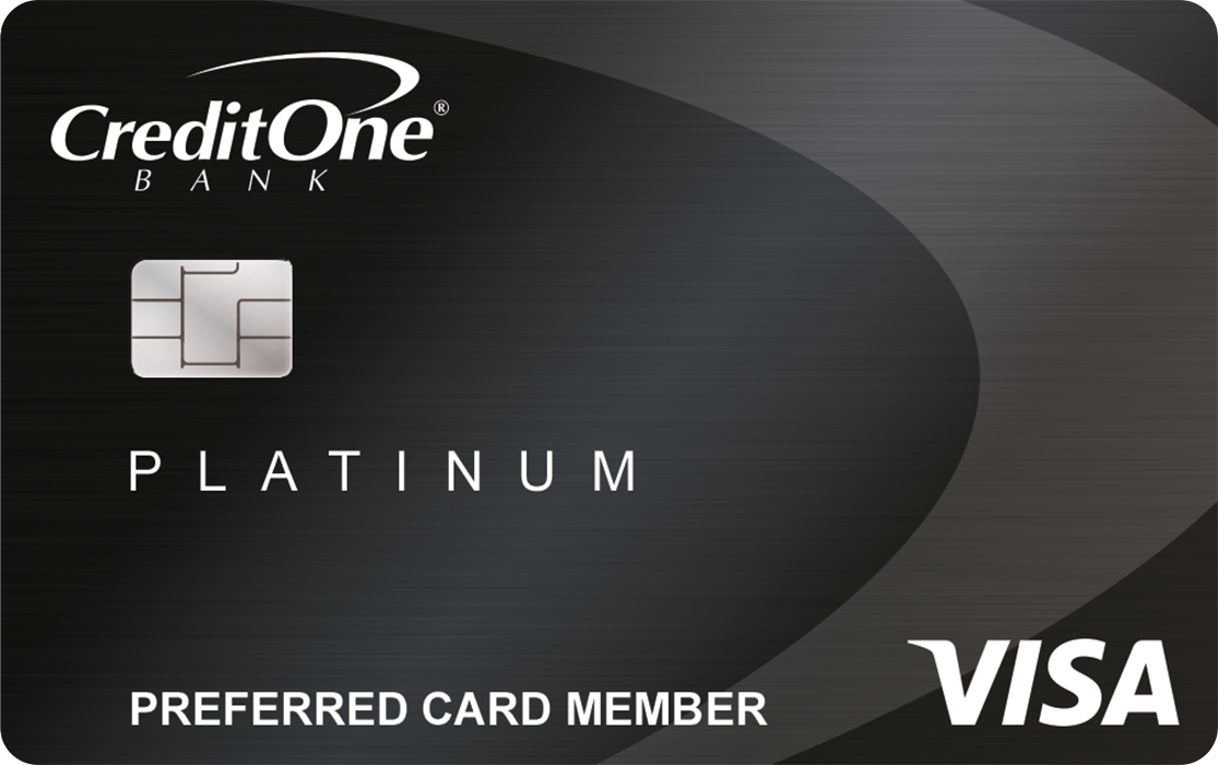 credit one bank cash back rewards credit card reviews credit karma - Visa Platinum Credit Card