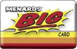 menards big card account